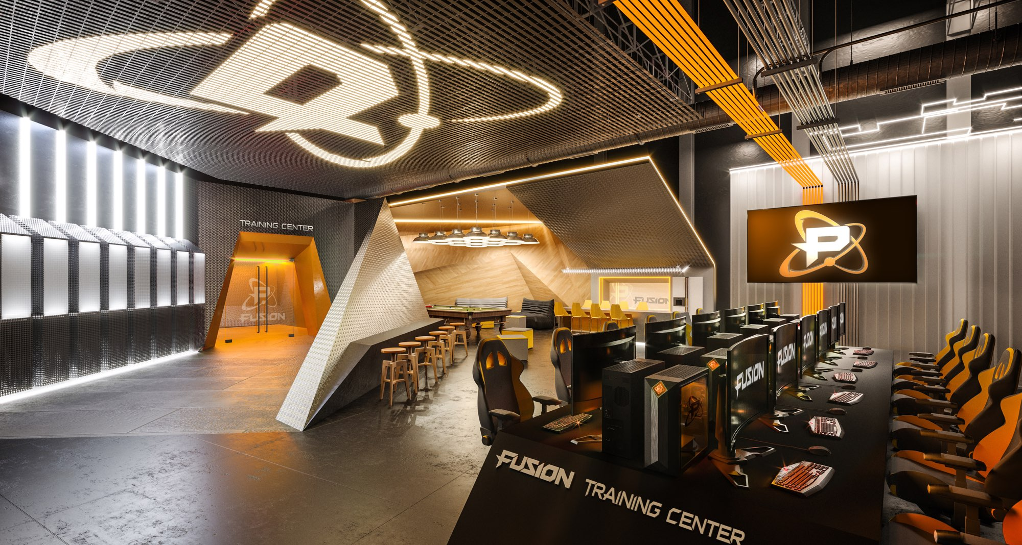 Fusion Arena Training Center
